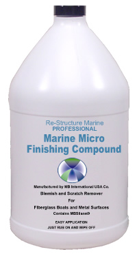 Micro Finishing Compound 1 GAL
